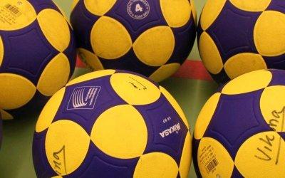 Korfbalvereniging Viking organiseert NK zaalkorfbal c-jeugd.